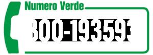 Numero verde Doccia David