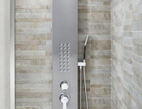 Cabina idromassaggio con doccia multifunzione